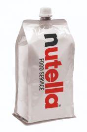 NUTELLA HAZELNUT AND CHOCOLATE SPREAD 1KG POUCH CARTRIDGE x 6